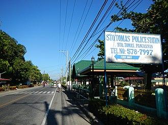 Santo Tomas, Pangasinan - Image: Santo Tomas Pangasinanjf 124