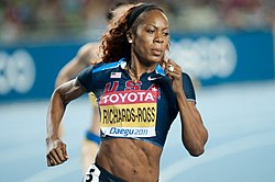 Sanya Richards-Ross Daegu 2011.jpg