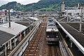 Sanyo Main Line Kasaoka Station (3936143833).jpg