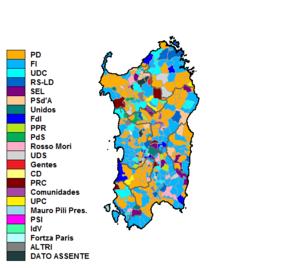 Elezioni Regionali In Sardegna Del 2014 Wikipedia