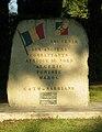 Sarrians - Mémorial Combattants AFN.JPG