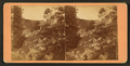 Scenic view of the bluff with some sightseers, by Root, Samuel, 1819-1889.png