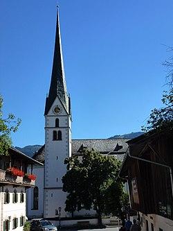 Scheffau-KathPfarrkirche-HlJohannes.JPG