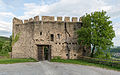 Schildmauer, Sterrenberg Castle, West view 20150513 2.jpg