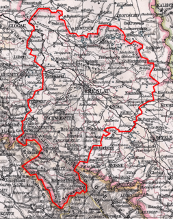 Middle Silesia Historical region