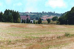 Schmalzerode (Lutherstadt Eisleben), landscape around the village.jpg