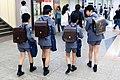 School boys in Tokyo, Japan (3492802791).jpg