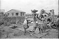 Science City Site Office Under Construction - Dhapa - Calcutta 1993-06-25 0607.JPG