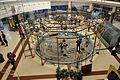 Science on Sphere under Construction - Dynamotion Hall - Science City - Kolkata 2015-12-31 8353.JPG