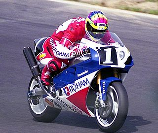 Scott Russell (motorcyclist) American motorcycle racer