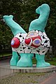 Sculpture Nana Niki de Saint Phalle Leibnizufer Hanover Germany 02.jpg