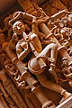 Sculptures within Jain Temple, Fort, Jaisalmer - 2.jpg