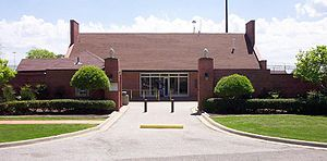 Federal Correctional Institution, Seagoville - Image: Seaggoville FC Ilarge