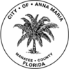 Official seal of Anna Maria, Florida