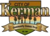Official seal of Kerman, California