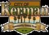 Official seal of Kerman, California