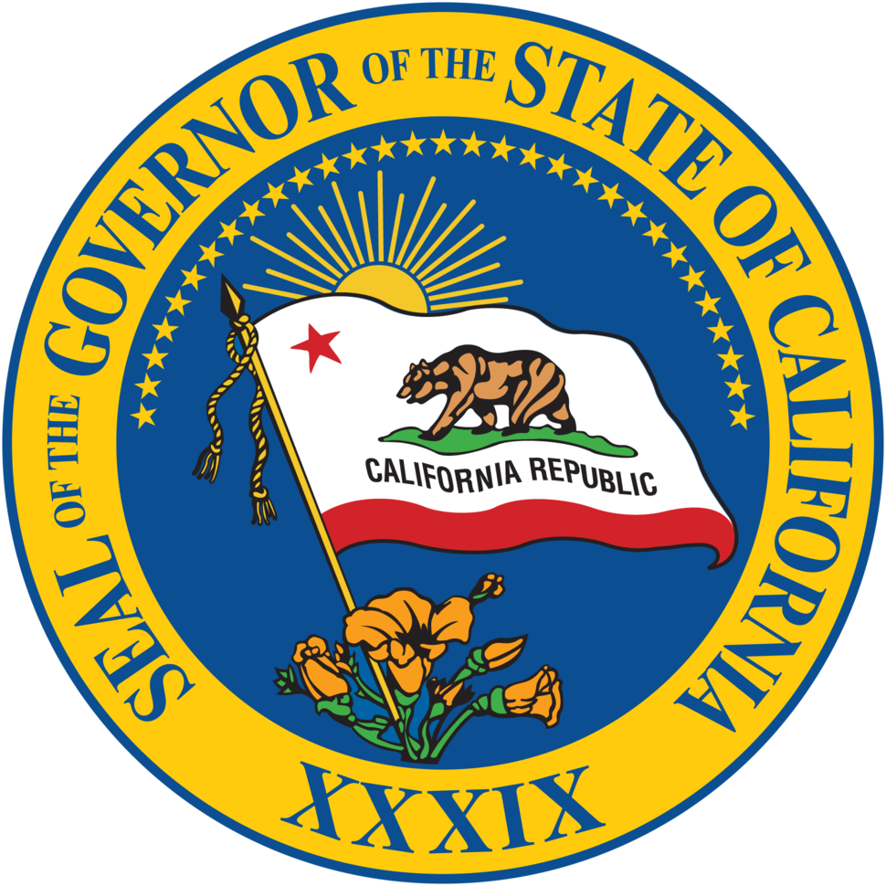 Seal of the 39th Governor of California