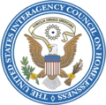 Seal of the United States Interagency Council on Homelessness.png