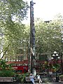 Seattle - Pioneer Square totem pole 03.jpg
