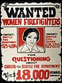 Seattle Fire Department recruiting poster, circa 1980 (29076519760).jpg