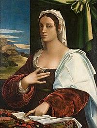 Sebastiano del Piombo - Vittoria Colonna (?) - Google Art Project.jpg