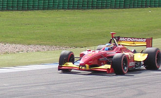 Champ Car - Sébastien Bourdais car in 2007.