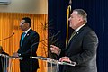 Secretary Pompeo Holds a Joint Press Availability with Jamaican Prime Minister Holness (49429641737).jpg