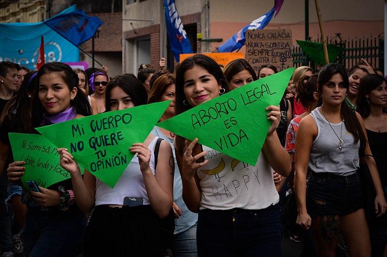 File:Segundo Paro Internacional de Mujeres - 8M - Santa Fe - Argentina - Melina Medrano - 21.jpg