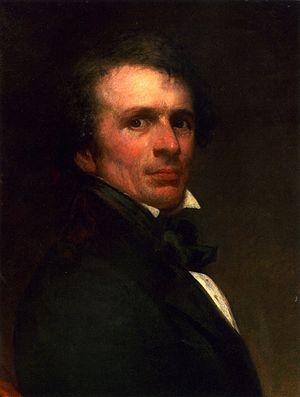 Francis Alexander - Self-portrait by Francis Alexander, ca. 1830