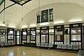 Selzthal Inselbahnhof Wartesaal Wand SW.JPG