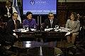 Senado - Reunión con la Comisión del Límite Exterior de la Plataforma Continental Argentina 01.jpg