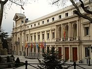 Palace of the Senate (Spain)