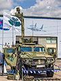 Service combat surveillance vehicle (SBRM) at Engineering Technologies 2012.jpg