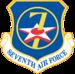 Septième Force aérienne - Emblem.png