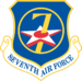 Seventh Air Force - Emblem