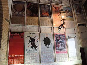 Maestranza (Sevilla) - Seville season posters