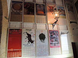 Maestranza (Seville) - Seville season posters