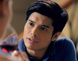 JC de Vera Filipino actor, host and model