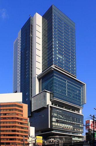 DeNA - Image: Shibuya Hikarie Ⅱ