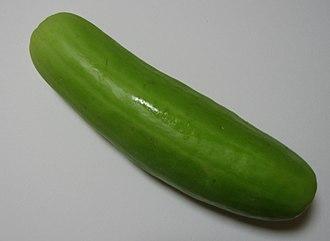 Oriental pickling melon - Image: Shirouri