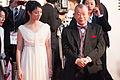 "Shofukutei Tsurube & Kimura Fumino ""Les Saisons"" at Opening Ceremony of the 28th Tokyo International Film Festival (22439626201).jpg"