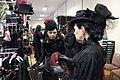 Shopping for hats (5139446754).jpg