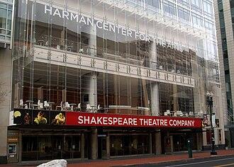 Shakespeare Theatre Company - Sidney Harman Hall, 610 F Street NW, Washington, DC