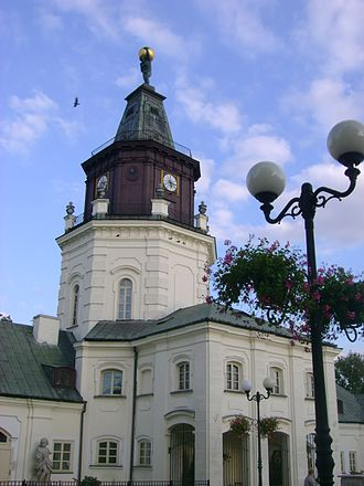 Siedlce - Town hall