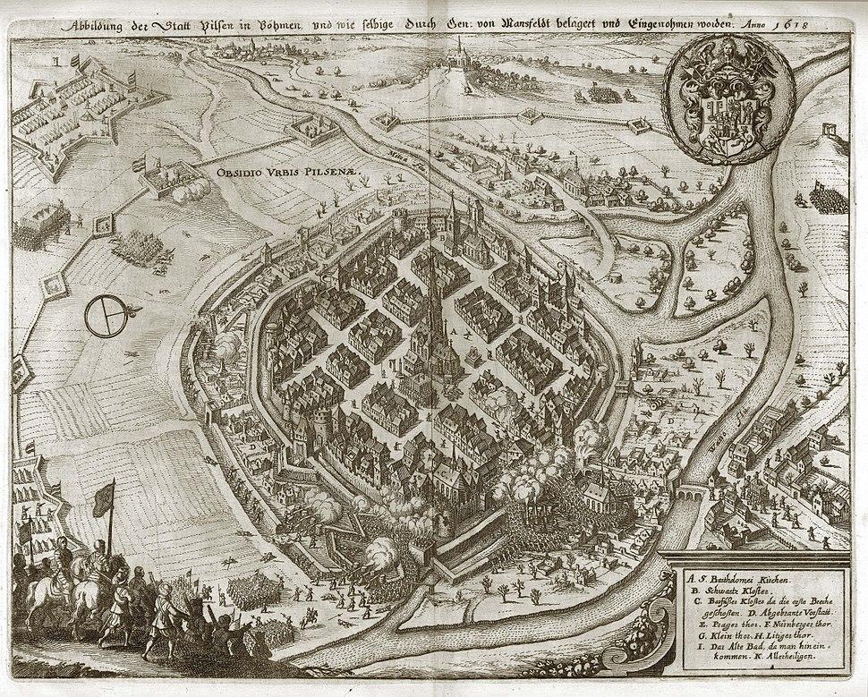 Siege of Pilsen