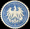 Siegelmarke Adjutantur Seiner Königlichen Hoheit des Prinzen Friedrich Leopold von Preussen W0204530.jpg