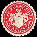 Siegelmarke Der Rath der Stadt - Ehrenfriedersdorf W0255415.jpg