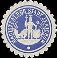 Siegelmarke Magistrat der Stadt Jerichow W0364924.jpg
