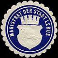 Siegelmarke Magistrat der Stadt Lebus W0260121.jpg