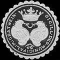 Siegelmarke Sigill des municipal Magistrats Gratwein W0321151.jpg